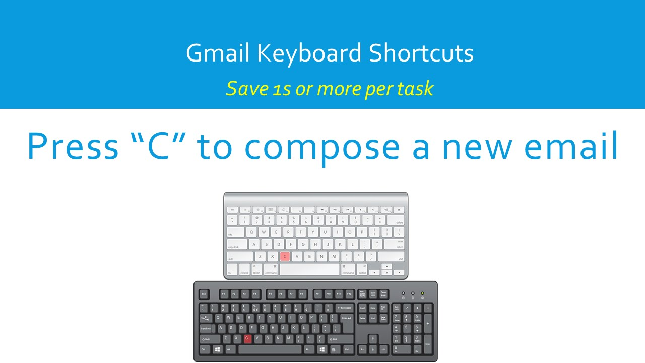 How 10 Gmail Keyboard Shortcuts Save 10 Hours of Your Weekly Work