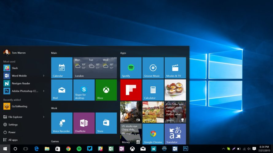 Things You Should Do Right After Installing Windows 10