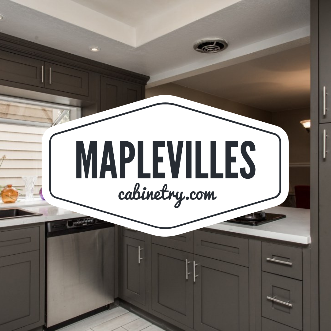Inset Cabinets from Maplevilles