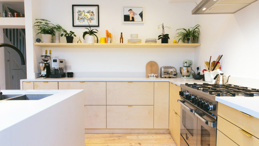 Having a complete control over the style of your kitchen is rewarding but pricey too