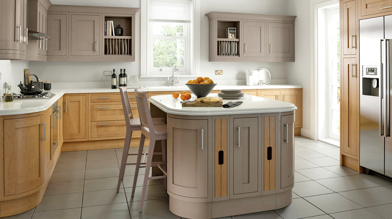 Here are a few small kitchen ideas to get you thinking and make a huge difference in your kitchen remodeling project.