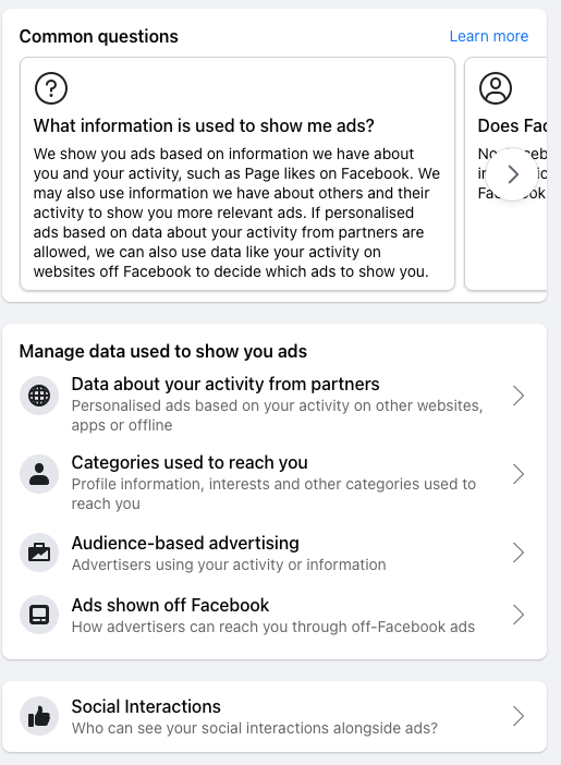 Revoke App Permissions on Your Facebook Account